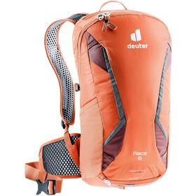 deuter Race Backpack 8l, paprika/redwood